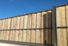 Westcourt Lap and cap timber fencing 1