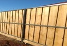 Westcourt Lap and cap timber fencing 4