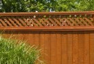 Westcourt Timber fencing 14