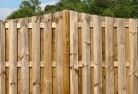 Westcourt Timber fencing 3