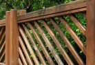 Westcourt Timber fencing 7